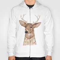 White Tailed Deer Hoody