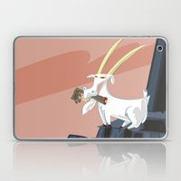 Trashmouth Goat, The Fro… Laptop & iPad Skin