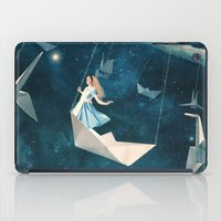 My Favourite Swing Ride iPad Case