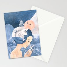 Sound of Sea Stationery Cards