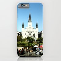 The French Quarter iPhone 6 Slim Case