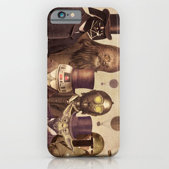 Victorian Wars (A2 format)  iPhone & iPod Case