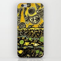 hope 3 iPhone & iPod Skin