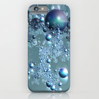 iPhone & iPod Case featuring Bubbles 5 by Digital-Art