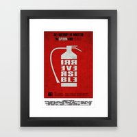 Irreversible Framed Art Print
