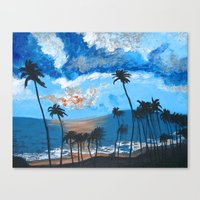Goa Canvas Print