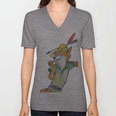 Robin Hood  Unisex V-Neck