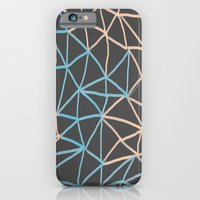 Non-linear Points iPhone 6 Slim Case