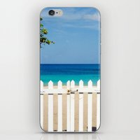 escape to freedom iPhone & iPod Skin