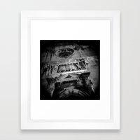 Midnight in Dubrovnik 03 Framed Art Print