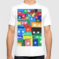 The Dream Mens Fitted Tee White SMALL