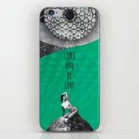 Can't buy me Love (Rocking Love series) iPhone & iPod Skin