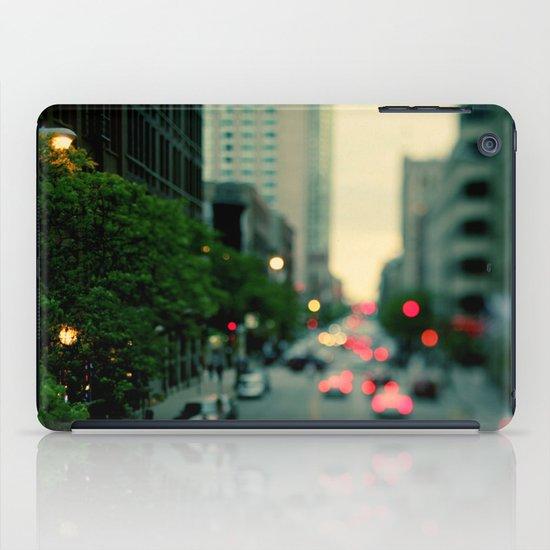 Neon Summer iPad Case