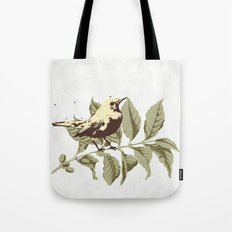 the Mokingbird Tote Bag
