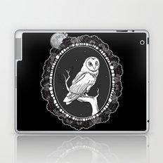 Night Owl Oval Laptop & iPad Skin