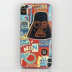 Je suis ton père  iPhone & iPod Skin
