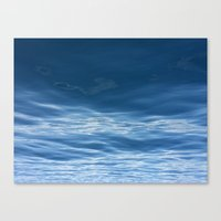 Roll Over Canvas Print