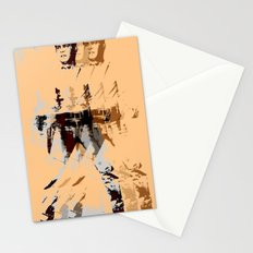 FPJ agent orange Stationery Cards