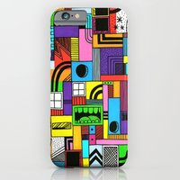 iPhone & iPod Case featuring Structure by Nick Villalva