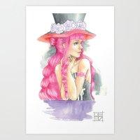 Perona Art Print
