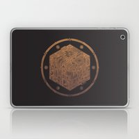 The Folly Of Time And Sp… Laptop & iPad Skin