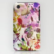 Multicolore Abstract Fuc… iPhone (3g, 3gs) Slim Case
