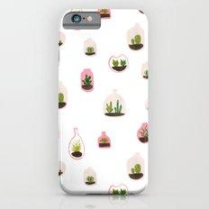 pink terrariums Slim Case iPhone 6s