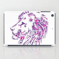Aztec Lion iPad Case