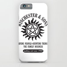 SUPERNATURAL WINCHESTER AND SONS Slim Case iPhone 6s