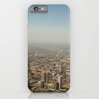 iPhone & iPod Case featuring Chicago  by Ashley Dru