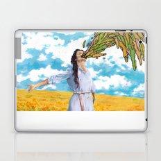 Primal Puke Laptop & iPad Skin