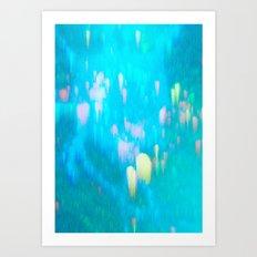 A Toye (node) Art Print