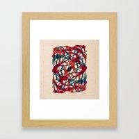 - Dance - Framed Art Print
