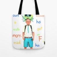 Angryocto - Joun's Math grade Tote Bag