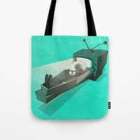 What's On TV? Tote Bag