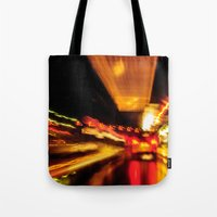 City Lights IV Tote Bag