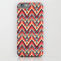 Ikat Cat iPhone & iPod Case