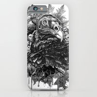 Vulture and Pine iPhone 6 Slim Case