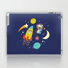 Space Critters Laptop & iPad Skin
