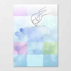 Cloud Nine Canvas Print