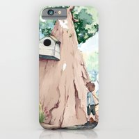 iPhone & iPod Case featuring Birds' house by Raven Ngo