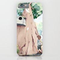 Birds' House iPhone 6 Slim Case