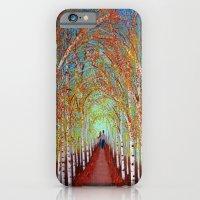 Autumn Birch  iPhone 6 Slim Case