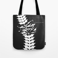 Fear will Find you! Tote Bag