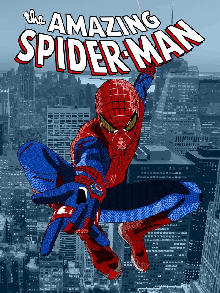 short essay on spiderman King bruce and the spider - short story  here you can publish your research papers, essays, letters, stories, poetries, biographies, notes, reviews, advises and.