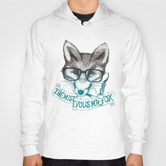 The Mischievous Mr. Fox Hoody