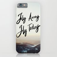 Fly Away Fly Today iPhone 6 Slim Case