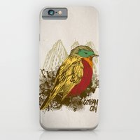 iPhone & iPod Case featuring Robin by Krikoui