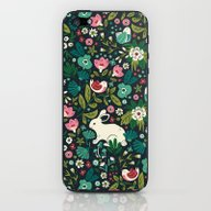 Forest Friends iPhone & iPod Skin
