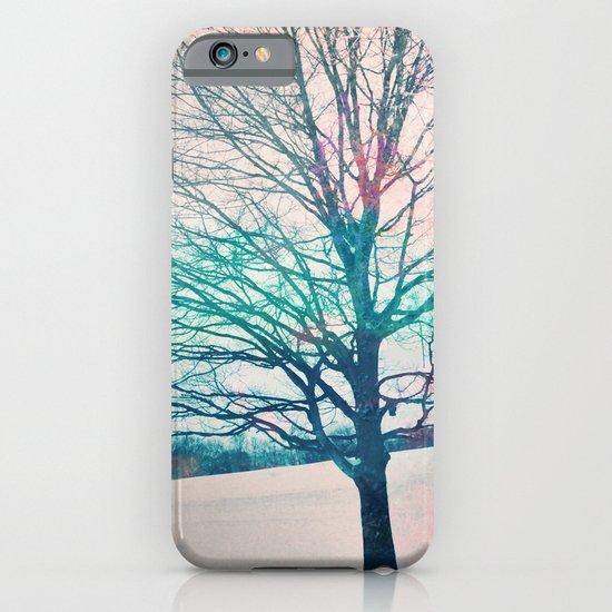 Frigid Whispers iPhone & iPod Case